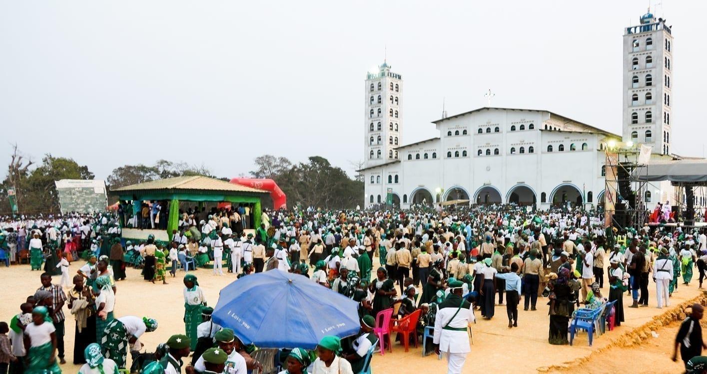 99 ans de l'Eglise Kimbanguiste : la BRACONGO marque son soutient avec TOP