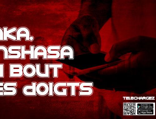 YAKA, Kinshasa au bout des doigts!
