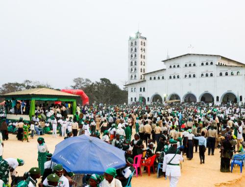 99 ans de l'Eglise Kimbanguiste : la BRACONGO marque son soutien avec TOP