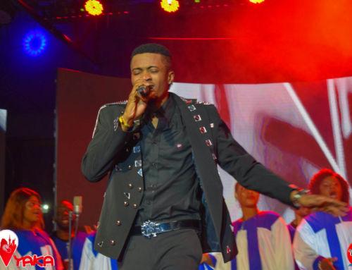 Avec World Cola, Gaz Mawete électrise ShowBuzz